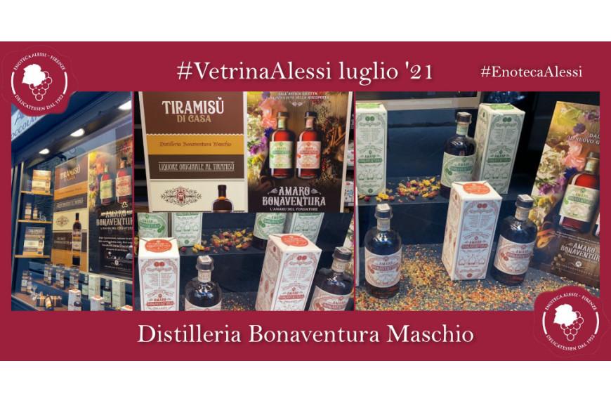 VetrinAlessi July 2021: Bonaventura Maschio