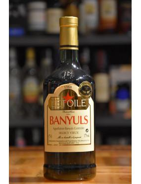 L` ETOLIE BANYULS SELECT VIEUX 1988 CL.75