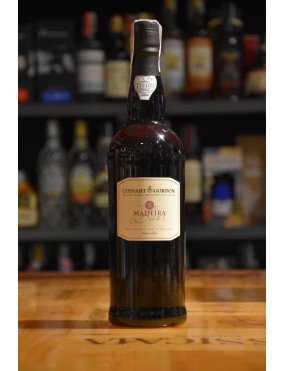COSSART MADEIRA BUAL 5 Y
