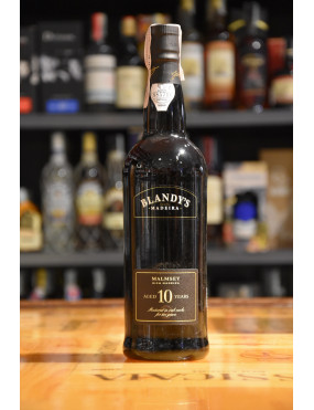BLANDY´S MADEIRA MALSEMY 10 Y CL.75