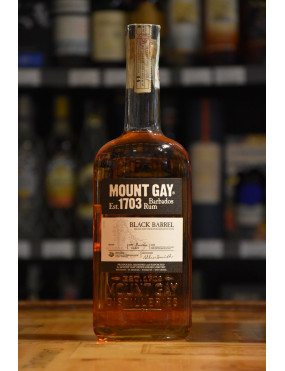 MOUNT GAY BLACK BARREL CL.70