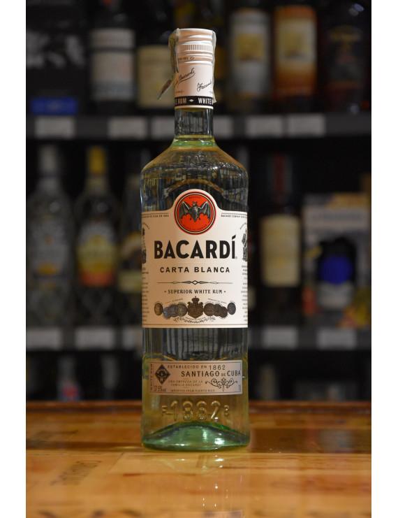 BACARDI CARTA BIANCA CL.100