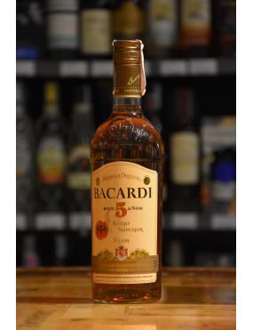 BACARDI 5 Y CL.70