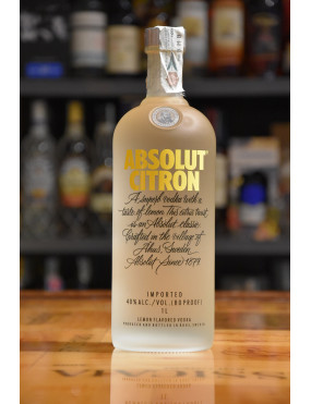 ABSOLUT CITRON CL.100