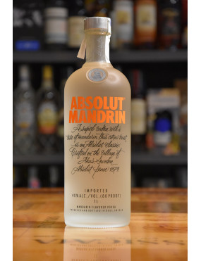 ABSOLUT MANDARIN CL.100