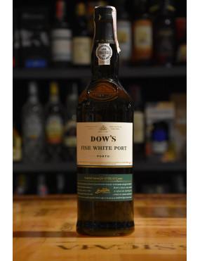 DOW´S FINE WHITE PORT CL.75