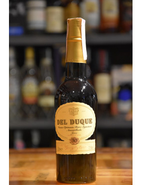 GONZALES BYASS SHERRY 30 Y DEL DUQUE CL.37 5