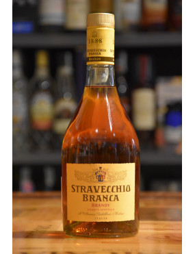BRANCA BRANDY STRAVECCHIO CL.70