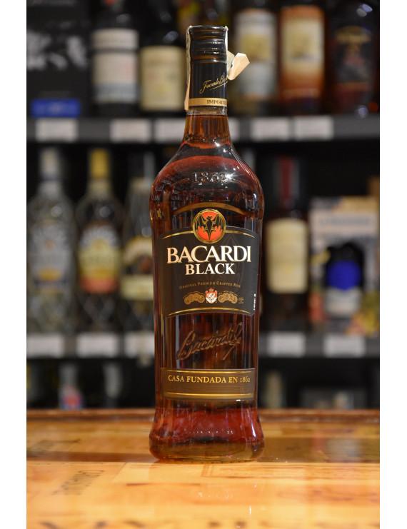 BACARDI CARTA BLACK CL.100