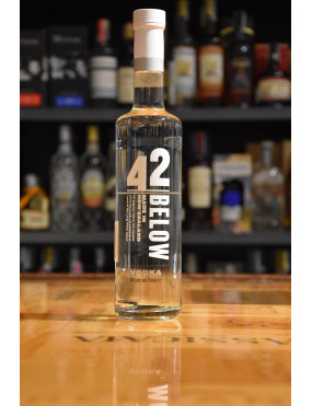 42 BELOW PURE VODKA CL.70