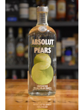 ABSOLUT PEARS CL.100