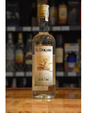 EL DORADO WHITE RUM CL.100