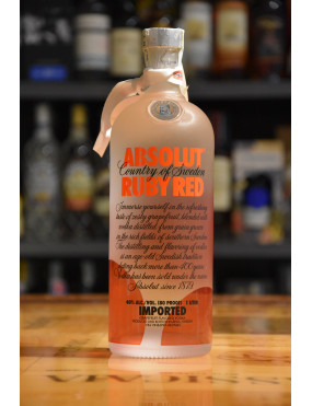 ABSOLUT RUBY RED CL.100