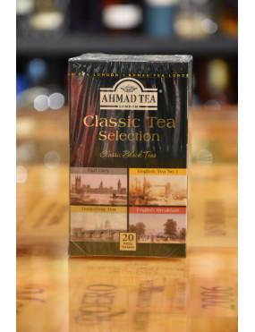 AHMAD TEA CLASSIC SELECTION 20 TEA BAGS