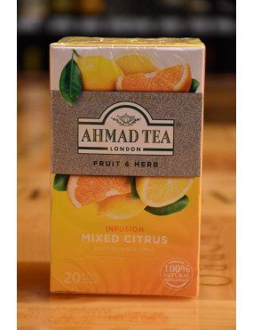 AHMAD REFRESH MIXED CITRUS 20 BUSTE