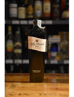 FIFTY POUNDS GIN CL.70