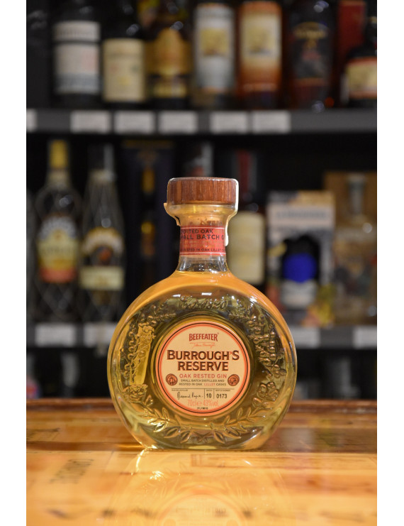 BEEFEATER GIN BURROUGH´S RESERVE CL.70