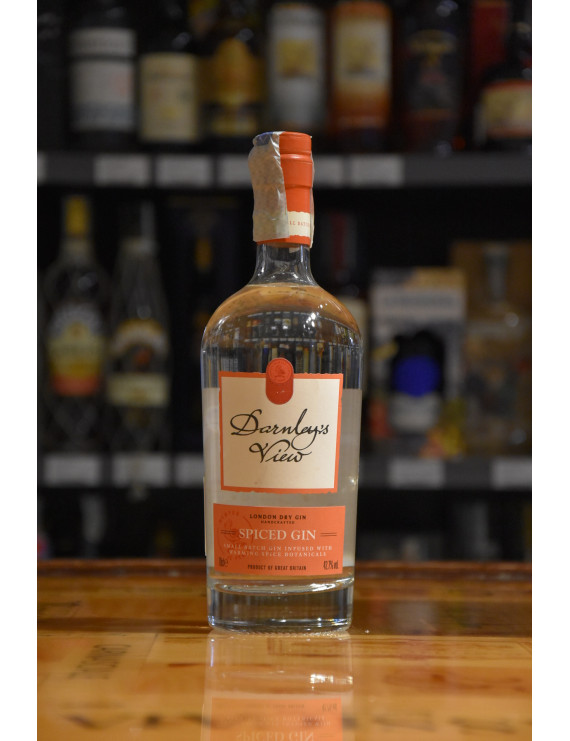 DARNLEY VIEW LONDON DRY SPICED GIN CL.70