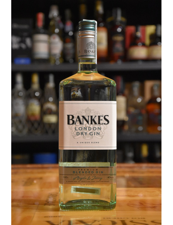 BANKES LONDON DRY GIN CL.100