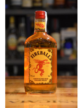 FIREBALL CINNAMON WHISKY CL.50