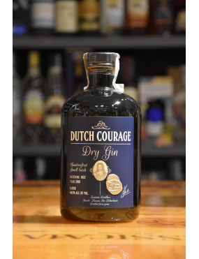 ZUIDAM DUTCH COURAGE DRY GIN CL.100