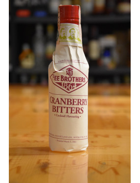 FEE BROTHERS 1864 CRANBERRY BITTERS 150ml