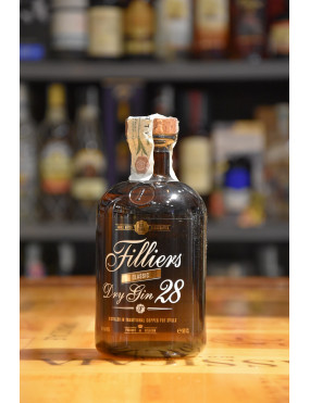 FILLIERS DRY GIN 28 CL.50