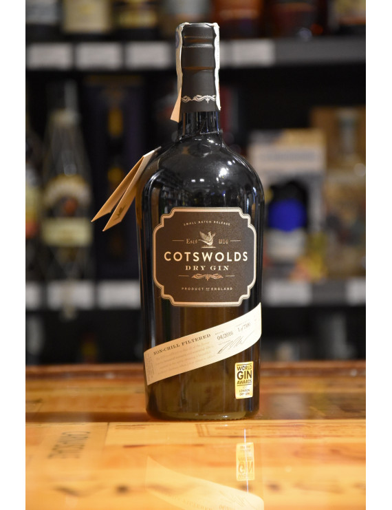 COTSWOLDS SMALL BATCH DRY GIN CL.70