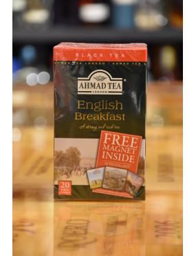 AHMAD TEA ENGLISH BREAKFAST 20 TEA BAGS