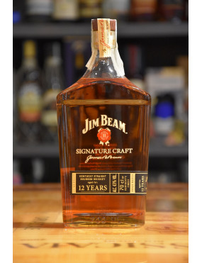 JIM BEAM SIGNATURE CRAFT CL.70