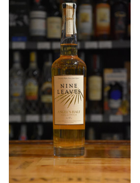 NINE LEAVES ANGEL´S HALF AMERICAN OAK CASK CL.70