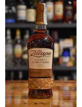 ZACAPA RUM CENTENARIO 2015 RESERVA LIMITADA CL.70