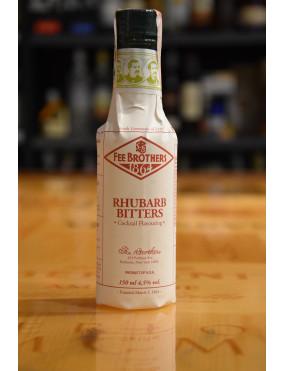 FEE BROTHERS 1864 RHUBARB BITTERS 150ml