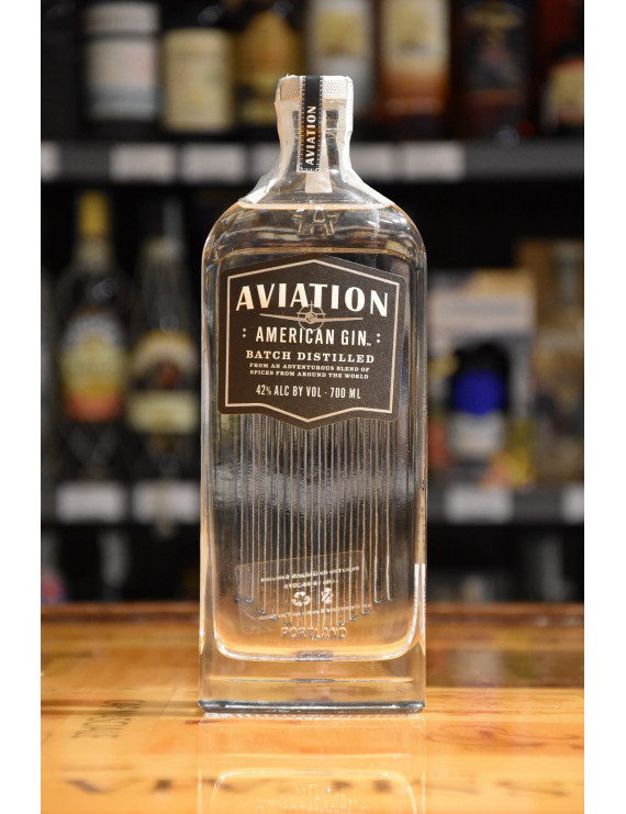 AVIATION AMERICAN GIN CL.70