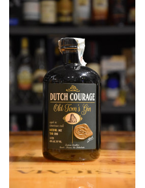 ZUIDAM DUTCH COURAGE OLD TOM´S GIN CL.100