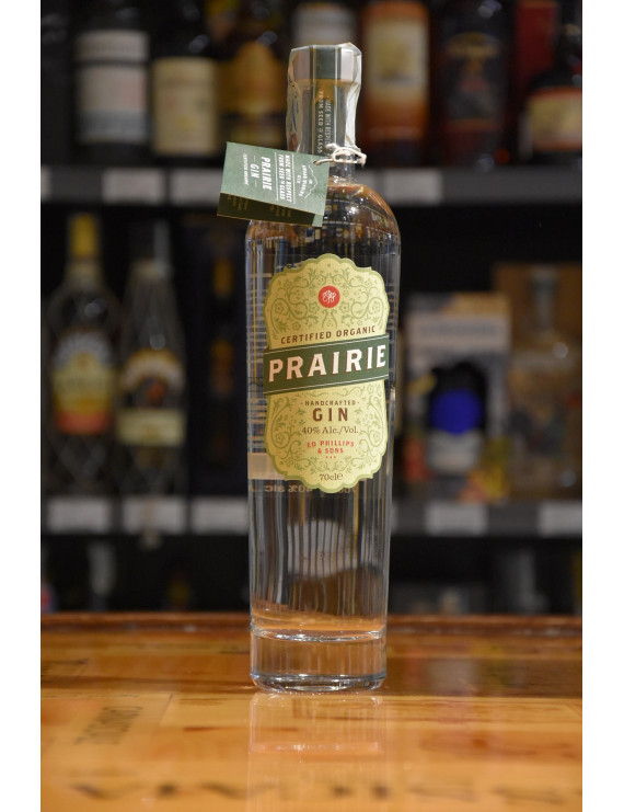 PRAIRE ORGANIC HANDCRAFTED GIN CL.70