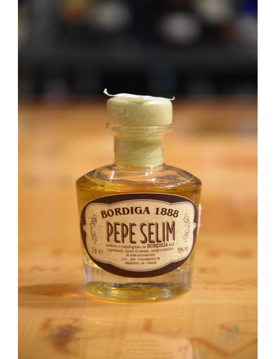 BORDIGA BITTER TINTURA PEPE SELIM 50ml