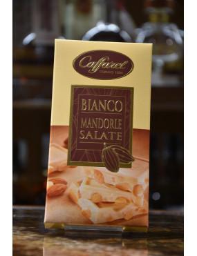 CAFFAREL TAV.BIANCO MANDORLE SALATE 150g
