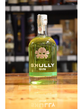 SKULLY GIN SMOOTH WASABI CL.70