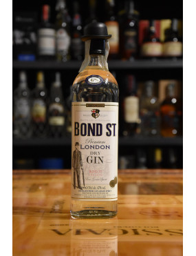 BOND ST. PREMIUM LONDON DRY GIN 47% CL.70