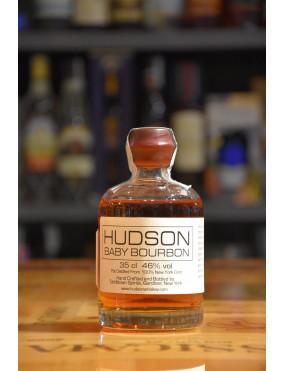 HUDSON BABY BOURBON TUTHILLTOWN WHISKY CL.35
