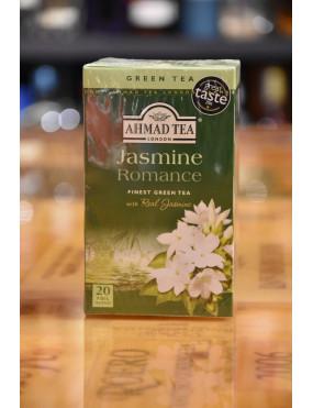 AHMAD TEA JASMINE ROMANCE 20 TEA BAGS
