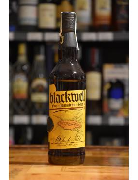BLACKWELL BLACK GOLD FINE JAMAICAN RUM CL.70
