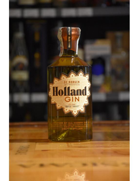 DE BORGEN HOLLAND GIN CL.70