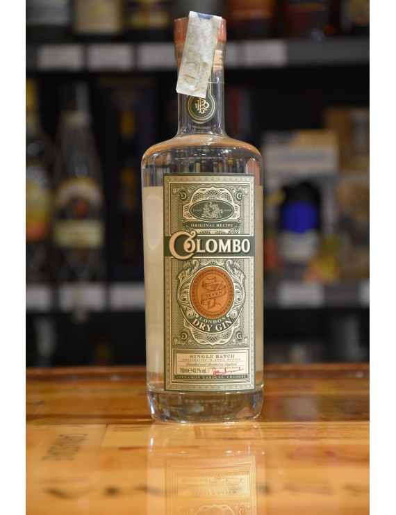 COLOMBO SEVEN LONDON DRY GIN CL.70