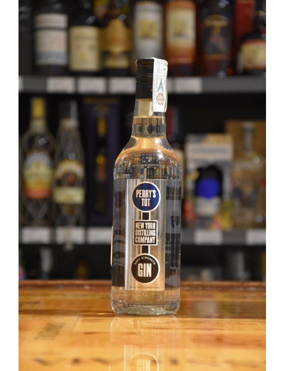 PERRY´S TOT NAVY STRENGHT GIN CL.70
