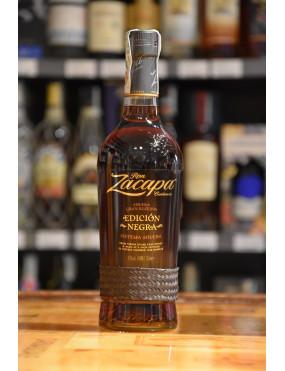 ZACAPA RUM CENTENARIO EDICION NEGRA CL.70