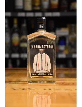 THE BARMASTER GIN CL.70