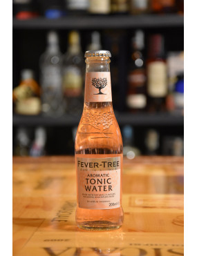 FEVER - TREE TONIC WATER AROMATIC 200ml
