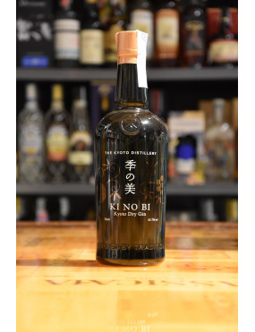 THE KYOTO DISTILLERY KI NO BI DRY GIN CL.70